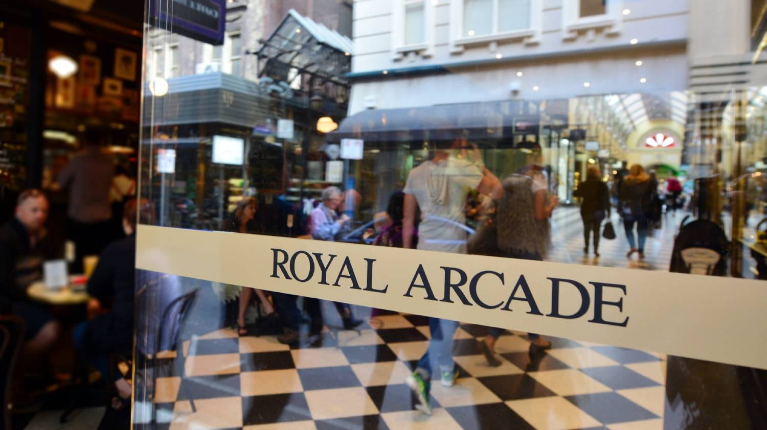Royal Arcade - Things To Do In Melbourne