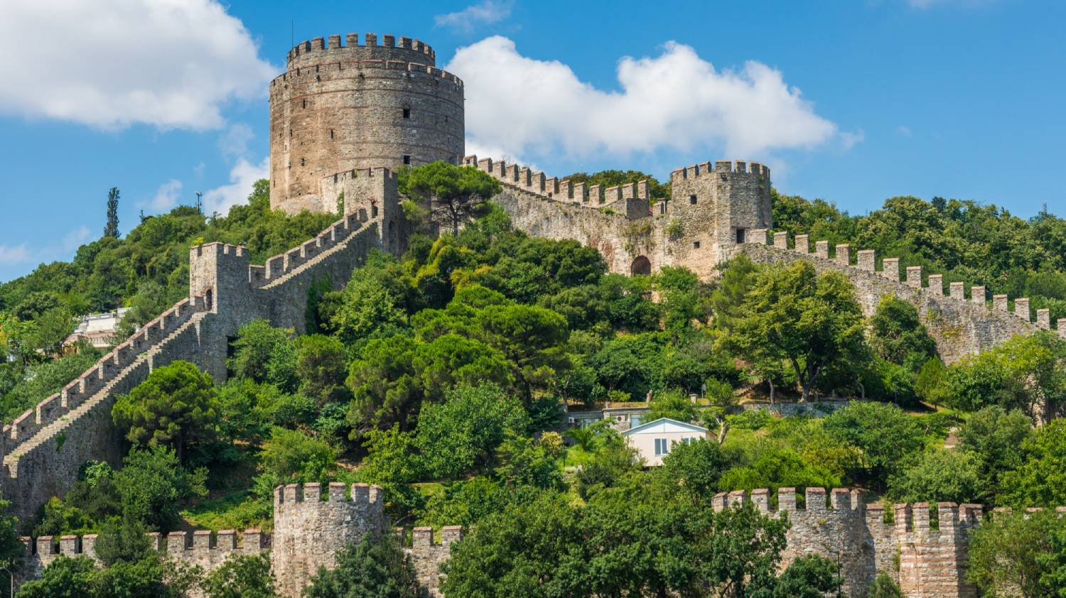 Rumeli Fortress - Things To Do In Istanbul