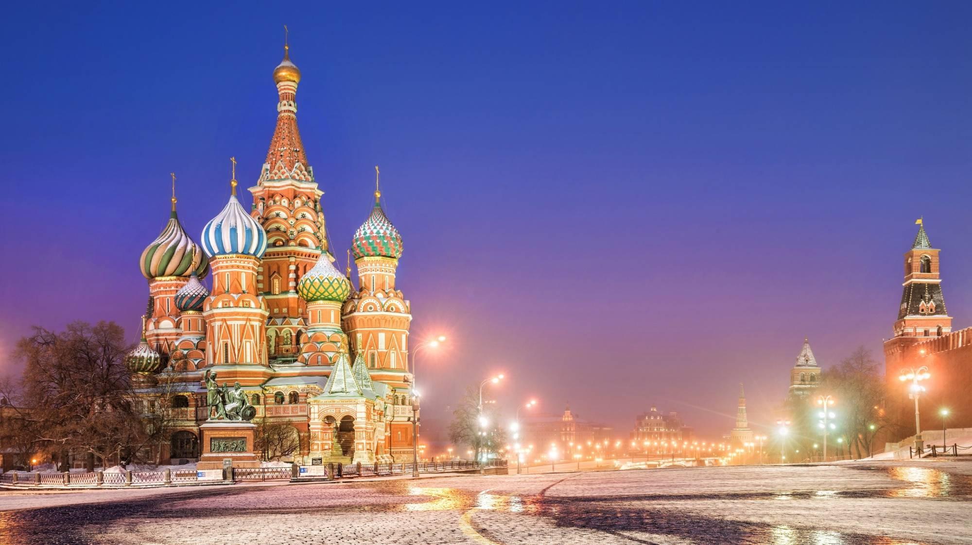 Russia - Travel Blog