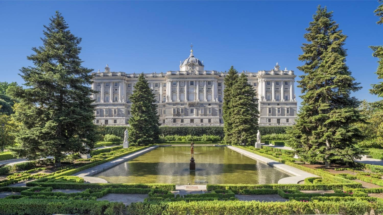 Sabatini Gardens (Jardines de Sabatini) - Things To Do In Madrid