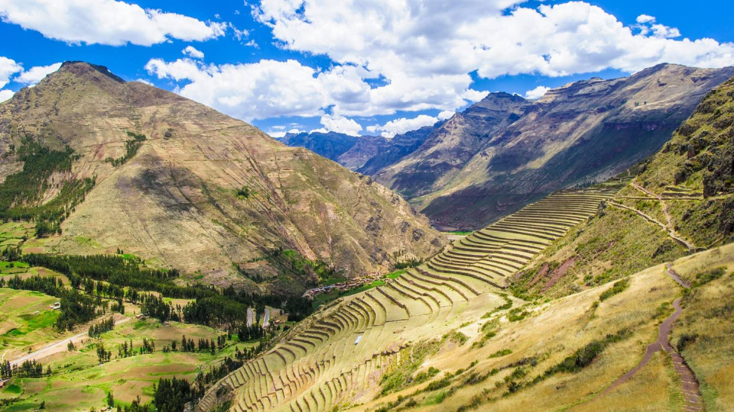Sacred Valley of the Incas - Things To Do In Cusco