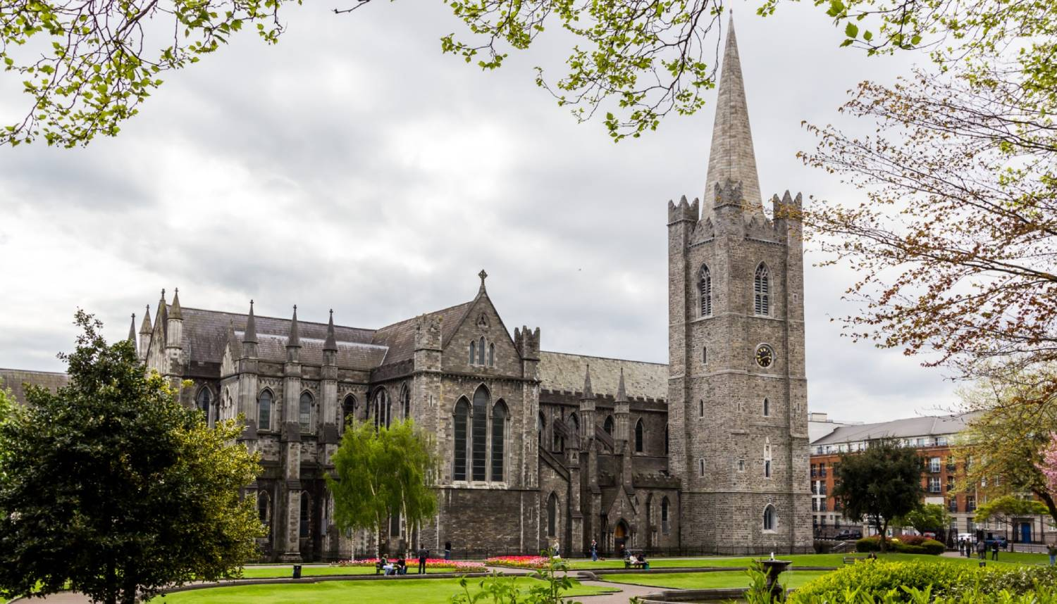 Saint Patrick's Cathedral - Things To Do In Dublin