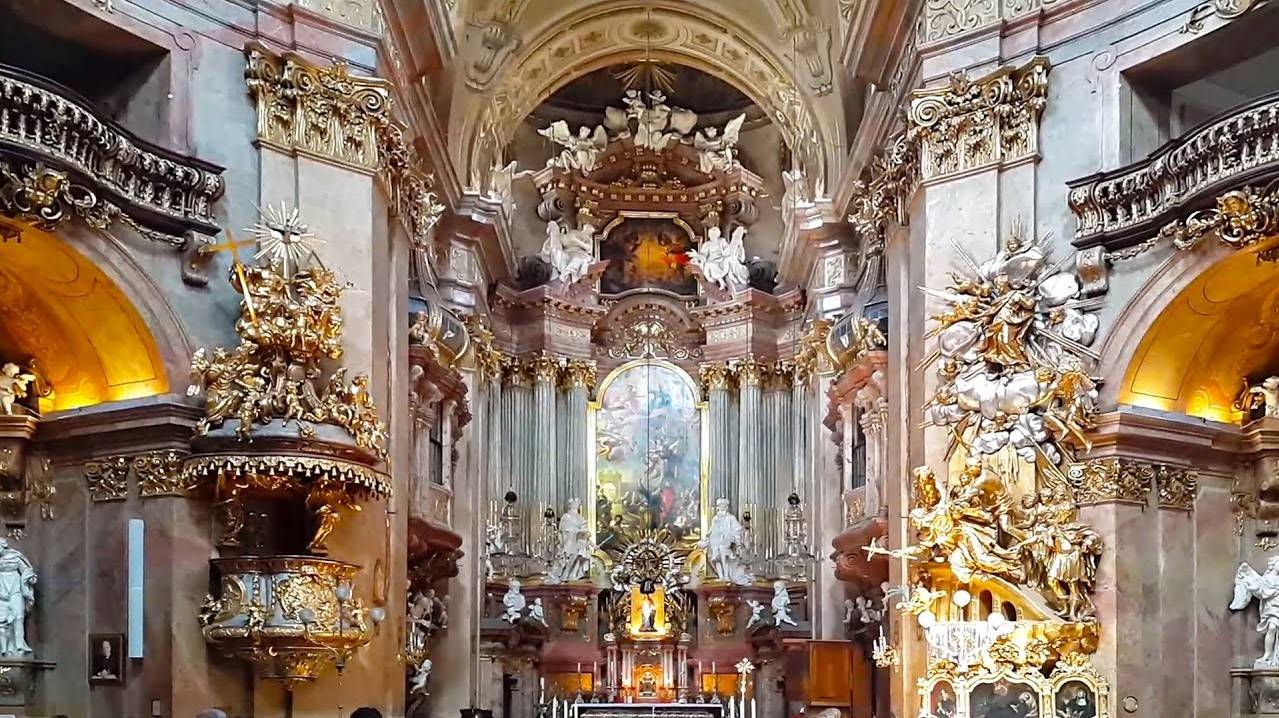Saint Peter's Catholic Church (Peterskirche) - Things To Do In Vienna