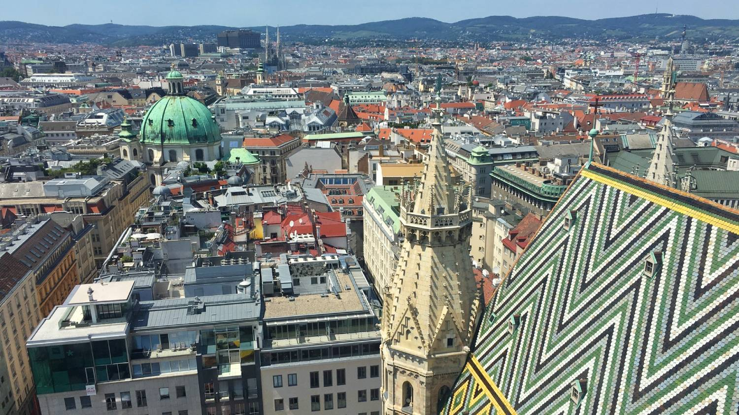 Saint Stephen's Cathedral South Tower - Things To Do In Vienna