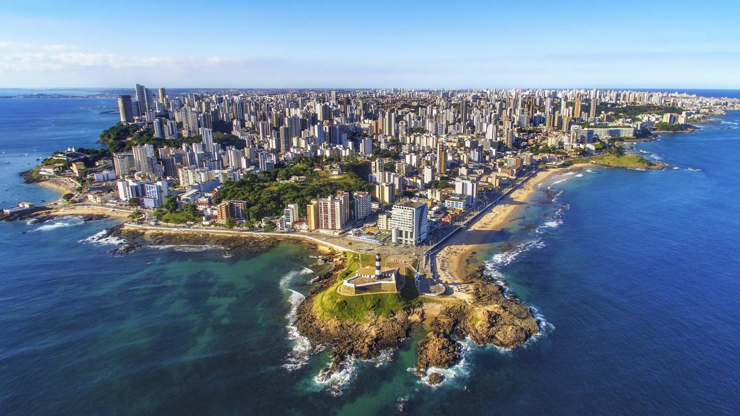 Salvador - The Best Places To Visit In Brazil