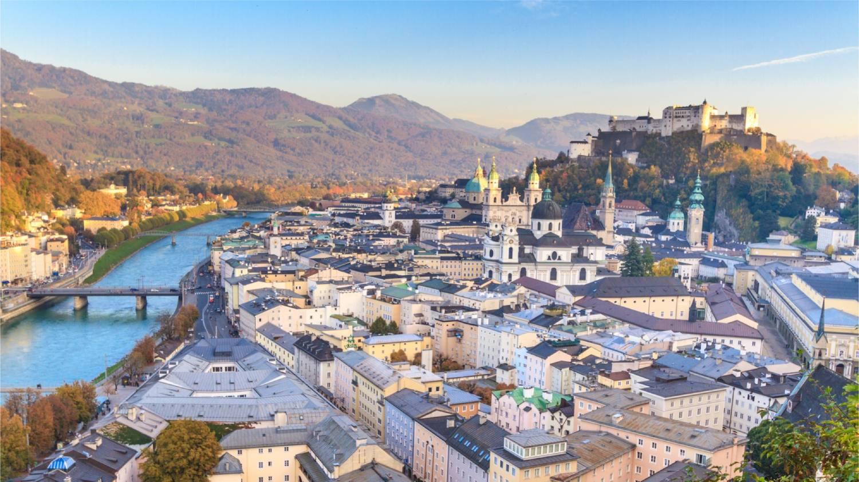 Salzburg Old Town (Aldstadt) - Things To Do In Salzburg
