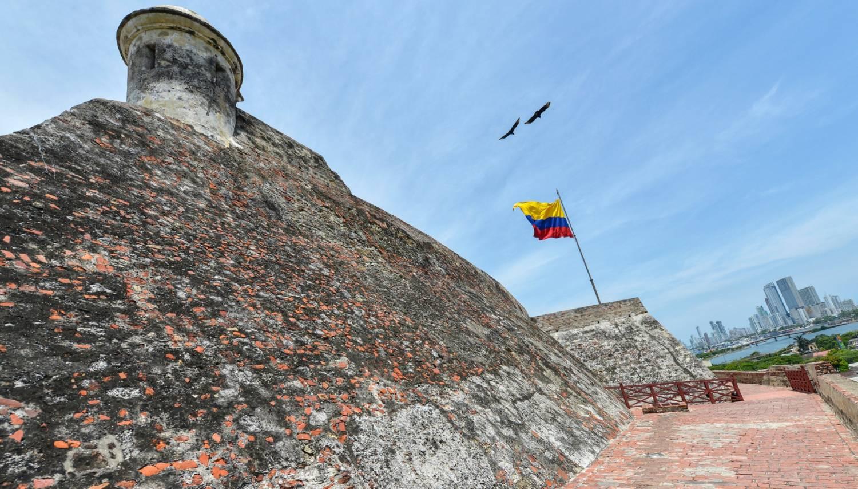 San Felipe de Barajas Castle - Things To Do In Cartagena