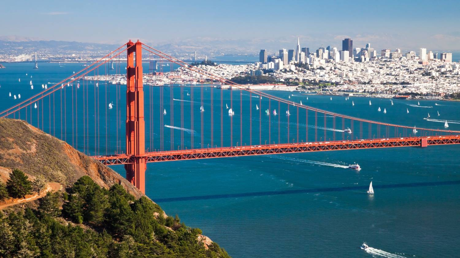 San Francisco - The Best Places To Visit In The United States Of America