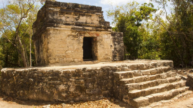 San Gervasio Ruins - Things To Do In Cozumel