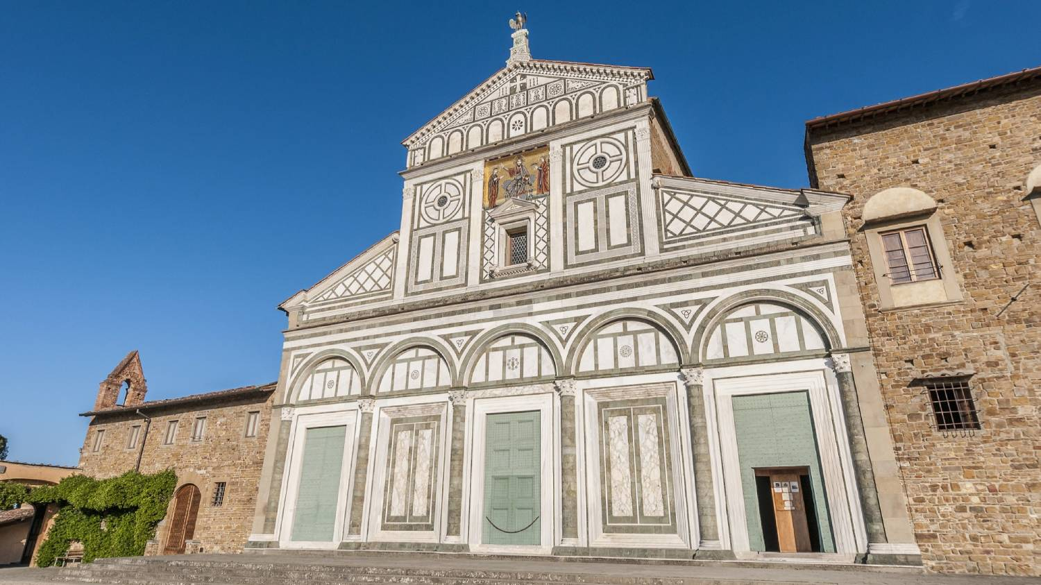 San Miniato al Monte - Things To Do In Florence