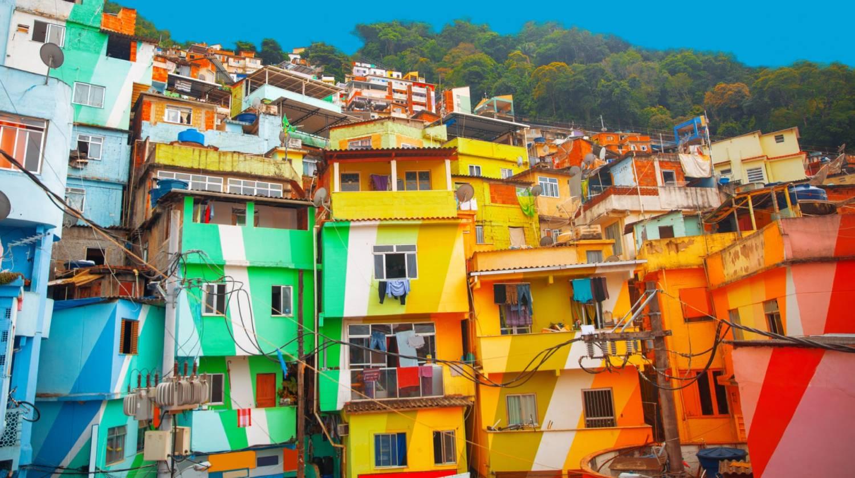 Santa Marta Favela - Things To Do In Rio de Janeiro