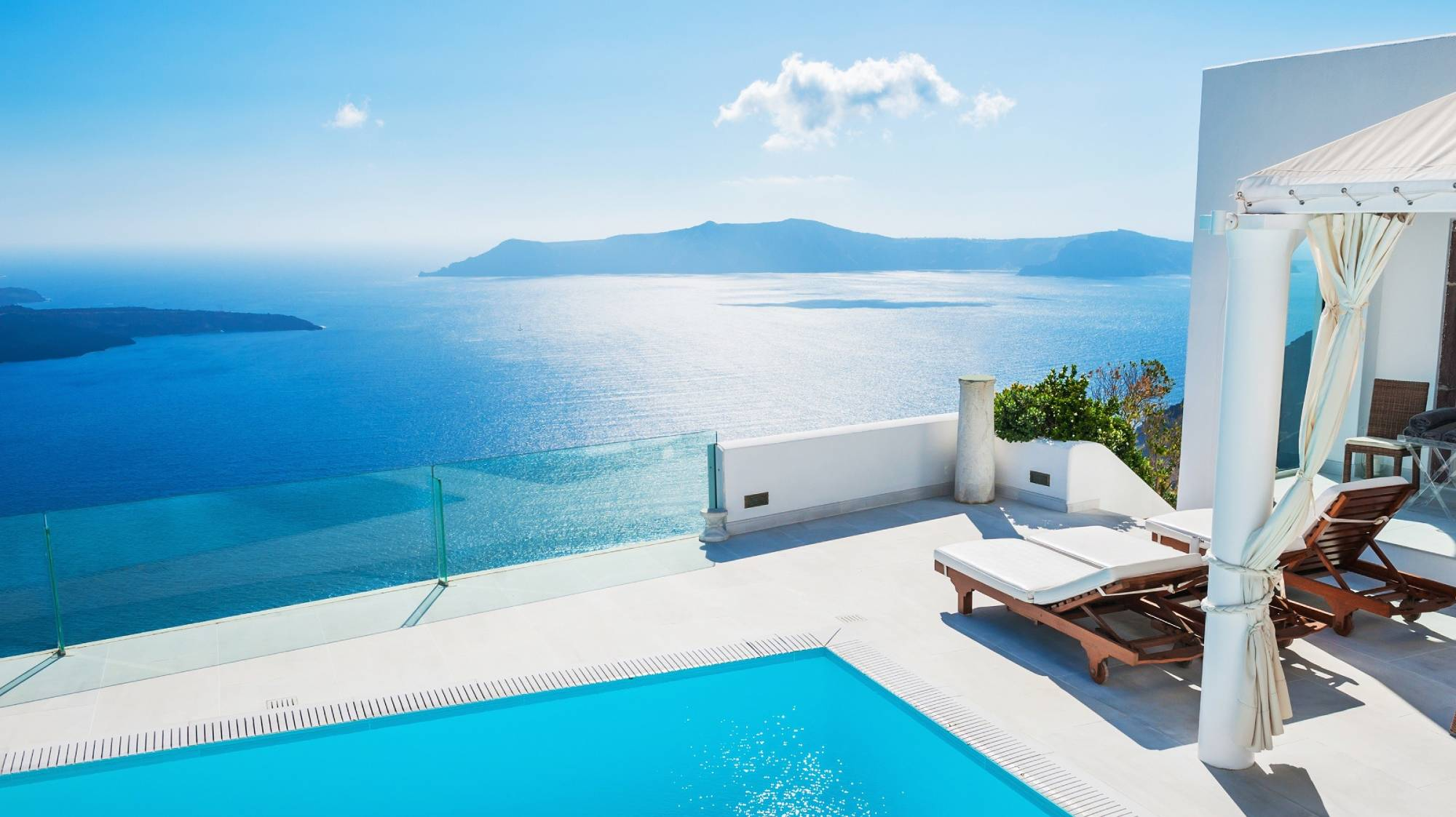 Santorini - Travel Blog