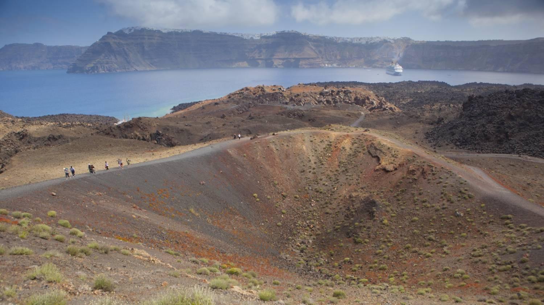 Santorini Volcano - Things To Do In Santorini