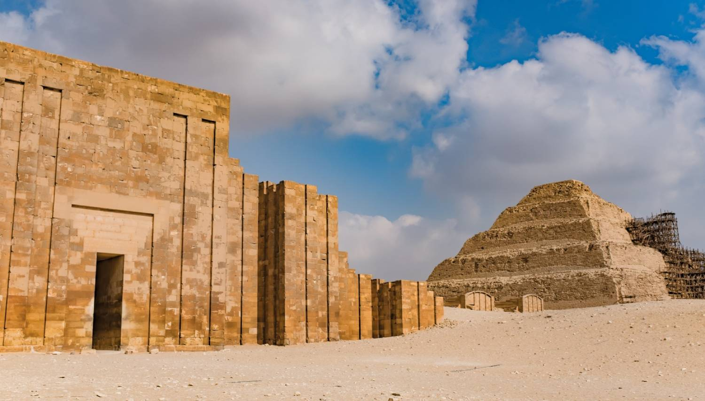 Saqqara (Sakkara) - Things To Do In Cairo