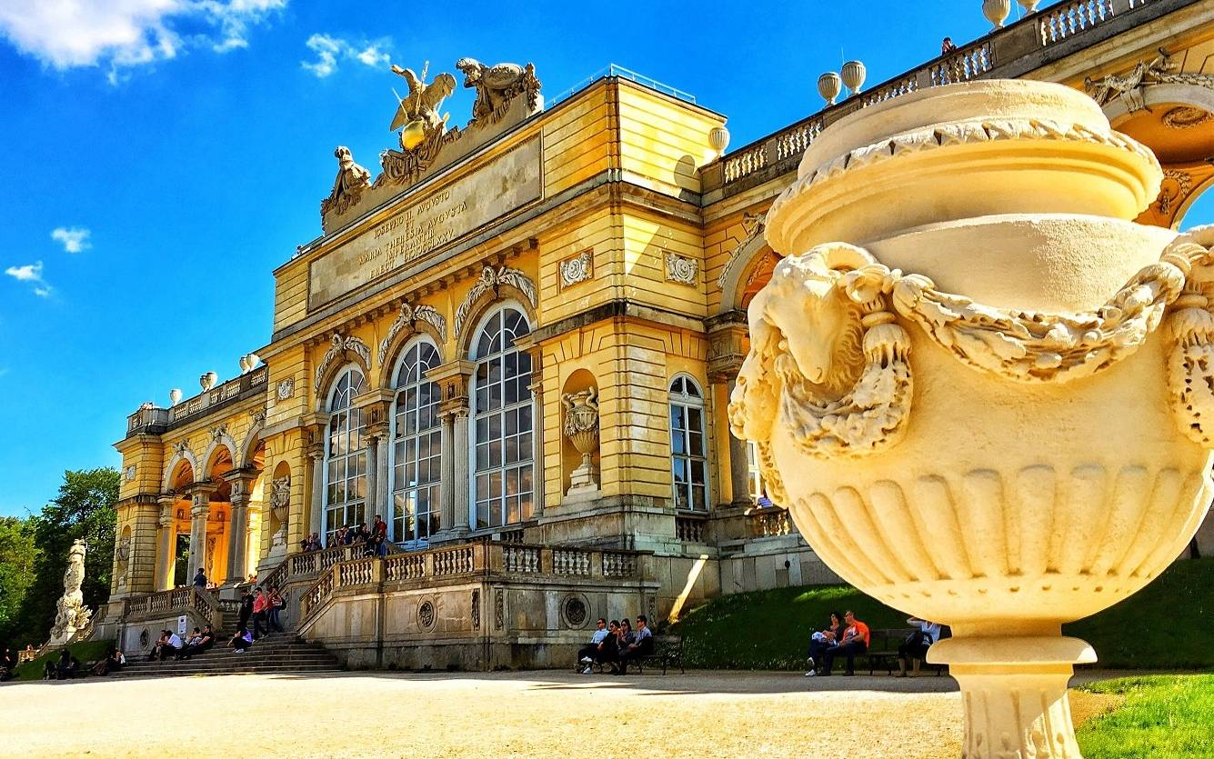 Schonbrunn Palace - It's A Full Day Experience!