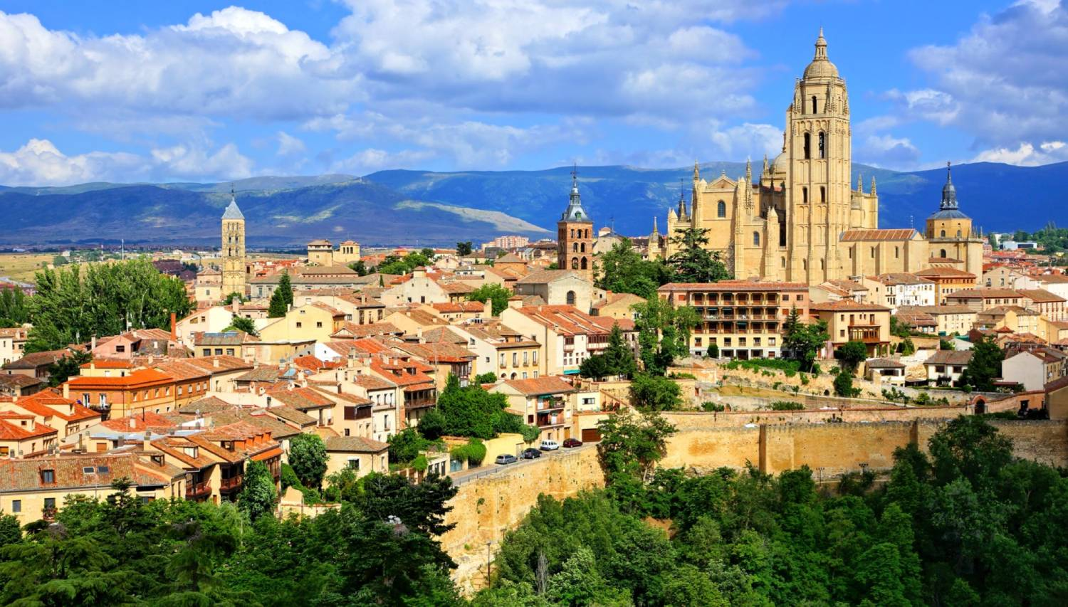 Segovia - The Best Places To Visit In Spain