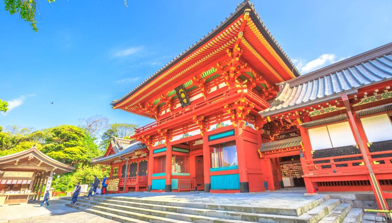 Shrine of Tsurugaoka Hachimangu - Things To Do In Tokyo