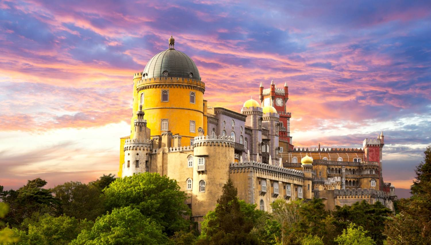 Sintra - The Best Places To Visit In Portugal