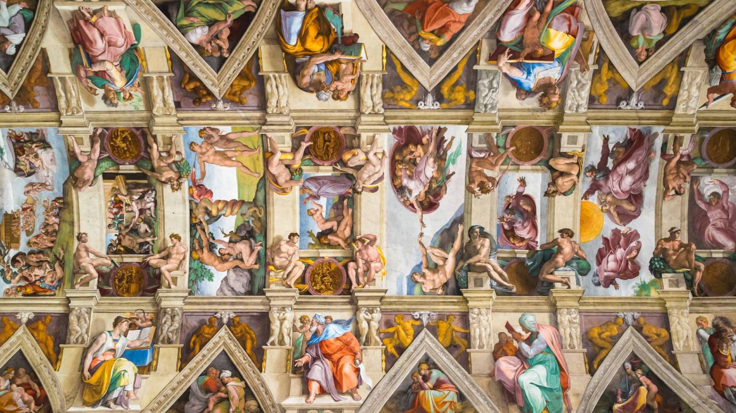 The Sistine Chapel - Things To Do In Rome