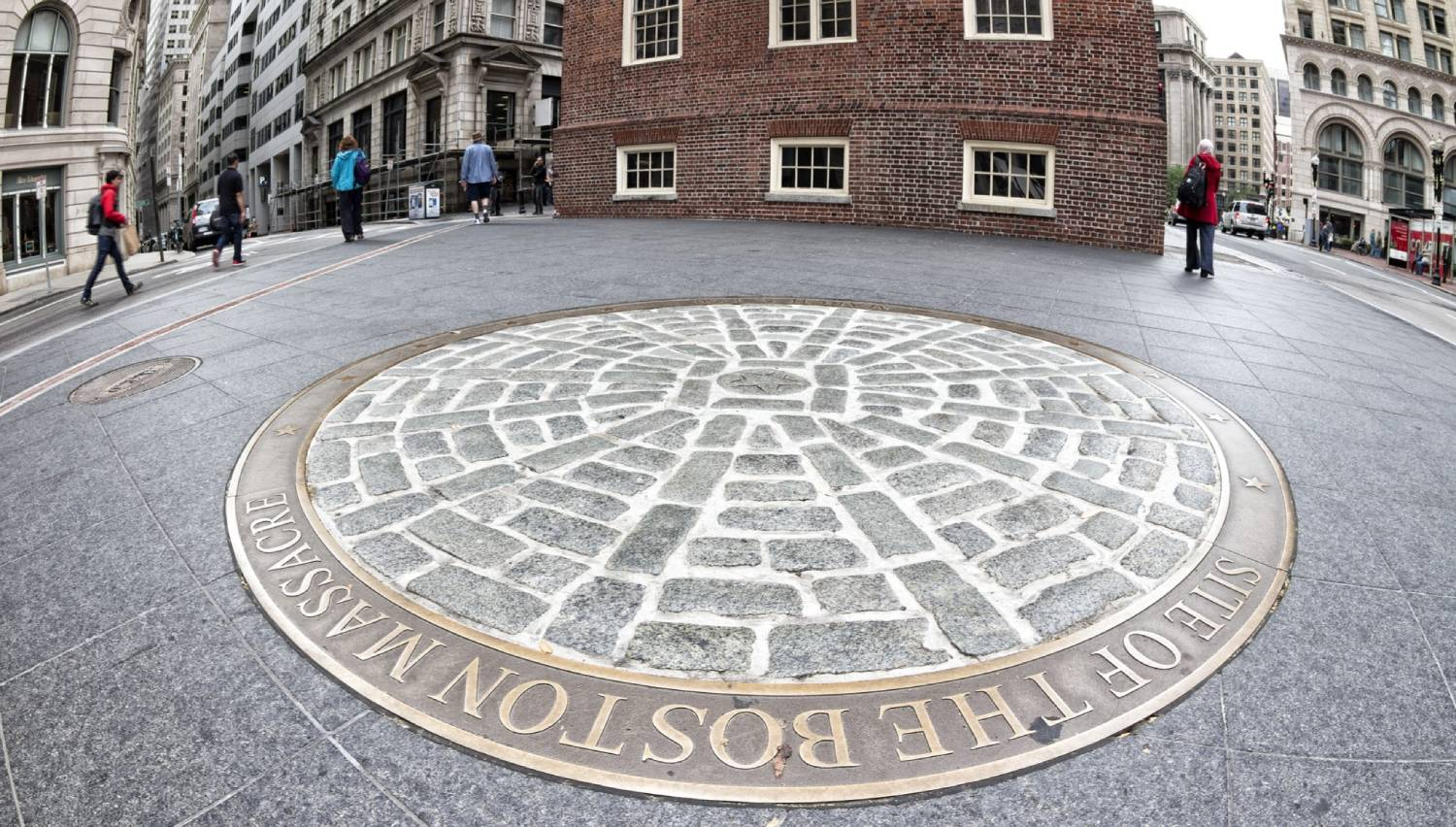 Site of the Boston Massacre - Things To Do In Boston