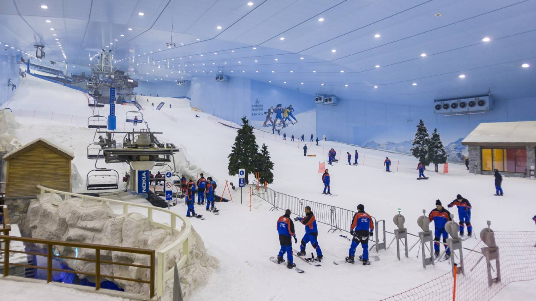 Ski Dubai - Things To Do In Dubai