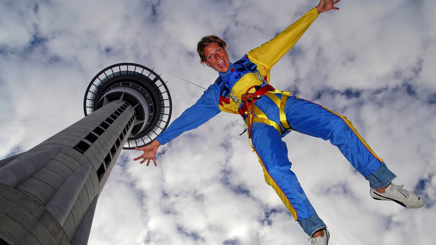 SkyJump Auckland - Things To Do In Auckland
