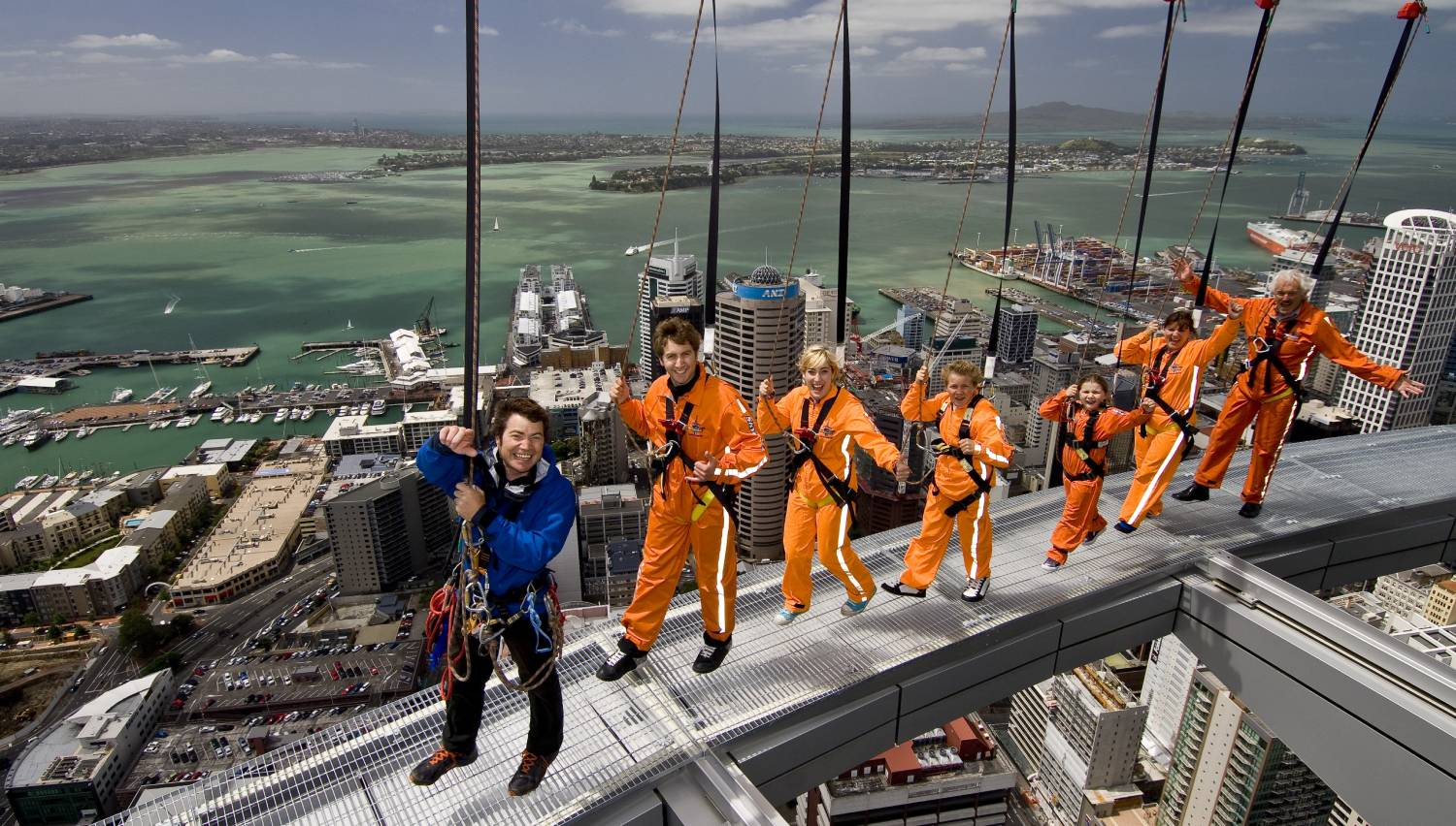 SkyWalk Auckland - Things To Do In Auckland