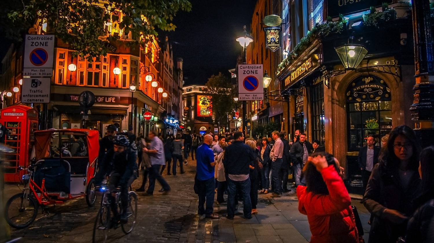 Soho - Things To Do In London