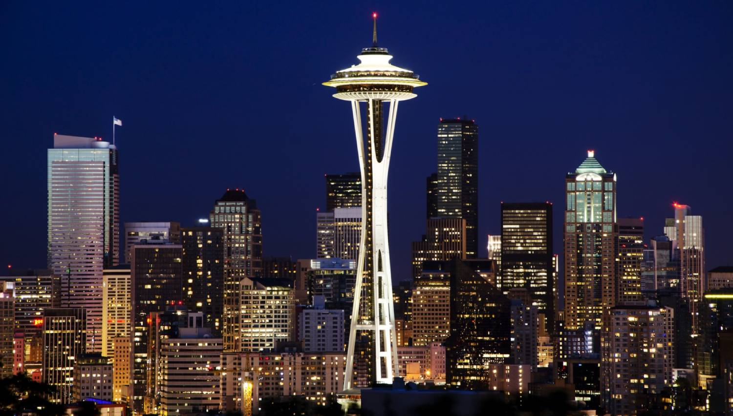 Space Needle - Things To Do In Seattle