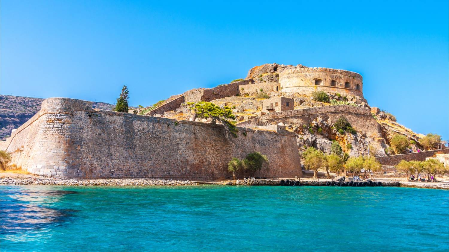 Spinalonga - Things To Do In Crete