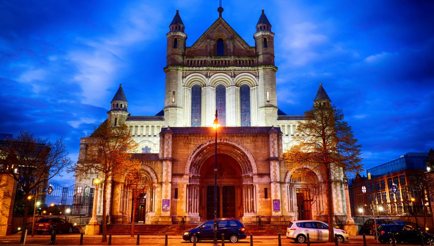Saint Anne's Cathedral - Things To Do In Belfast