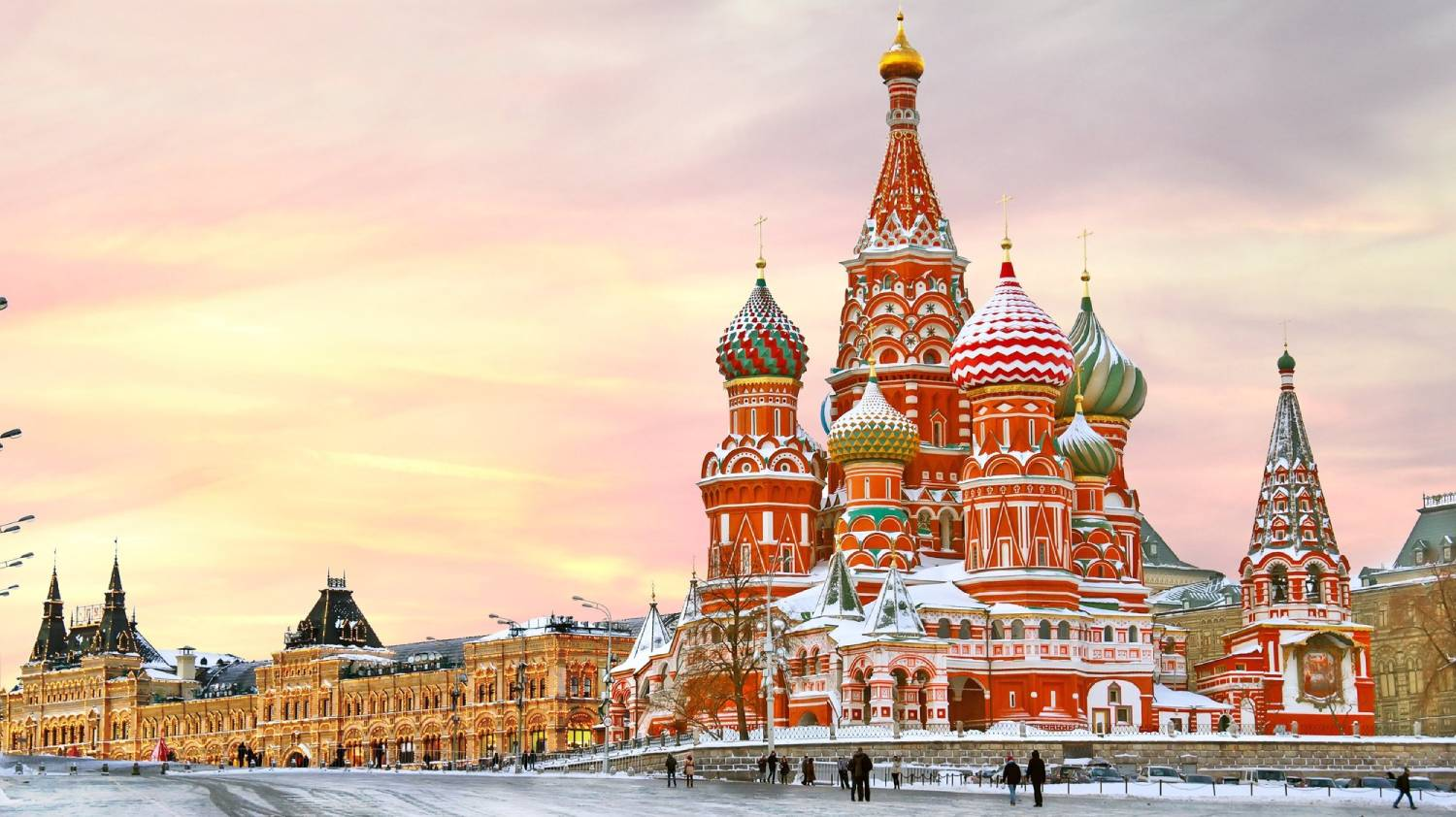 Saint Basil's Cathedral (Pokrovsky Sabor) - Things To Do In Moscow