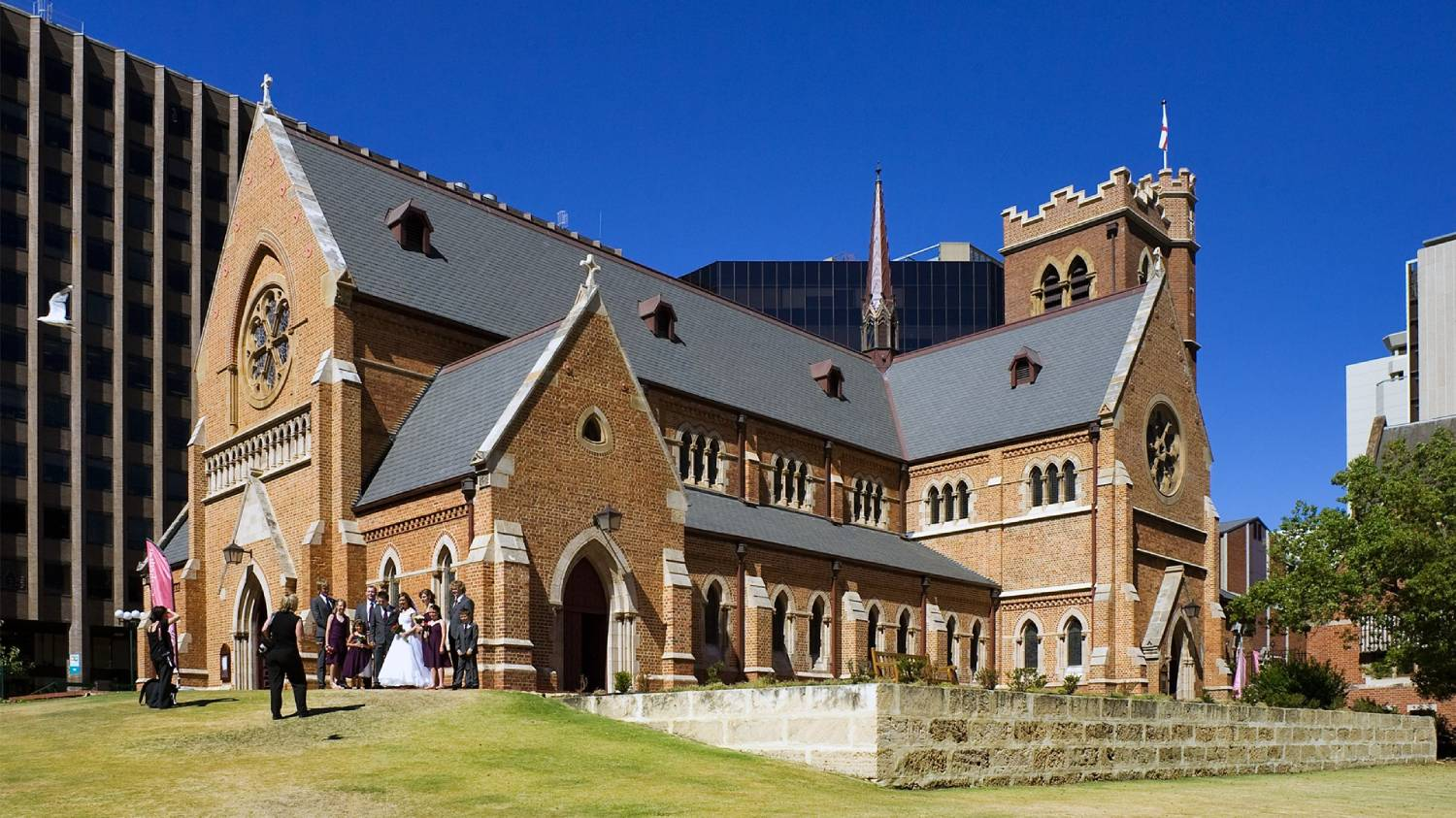 Saint George's Cathedral - Things To Do In Perth