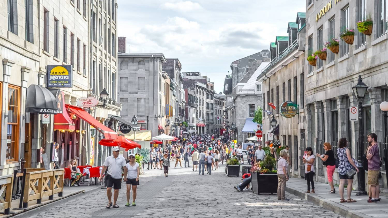 St Paul Street (Rue St-Paul) - Things To Do In Montreal