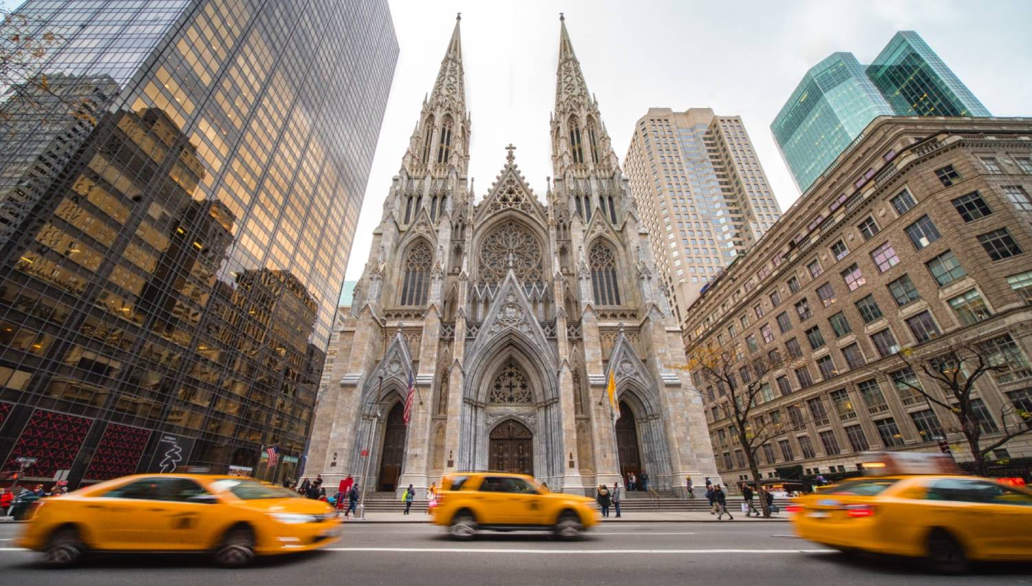 St. Patrick's Cathedral - Things To Do In New York City