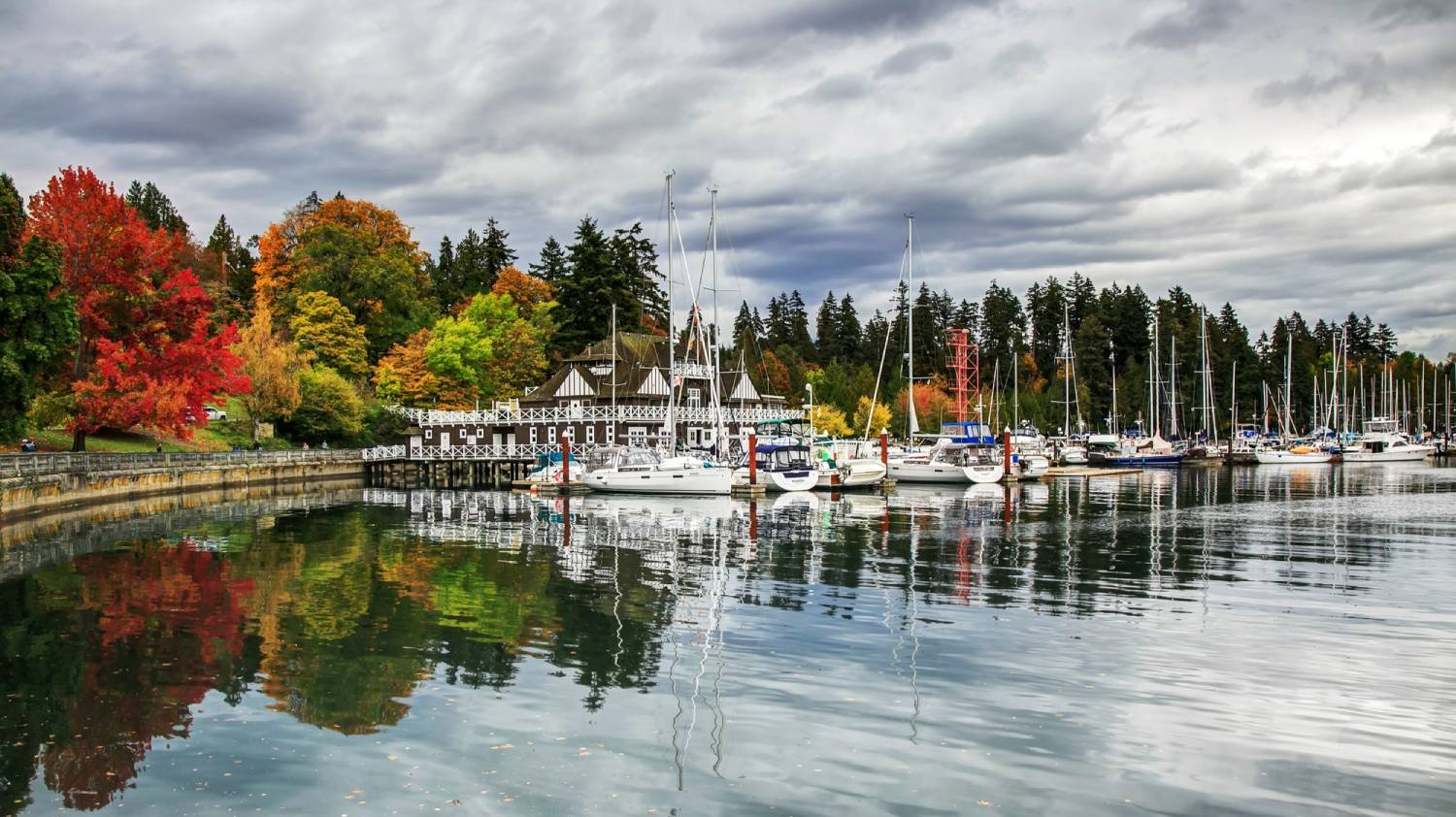 Stanley Park - Things To Do In Vancouver