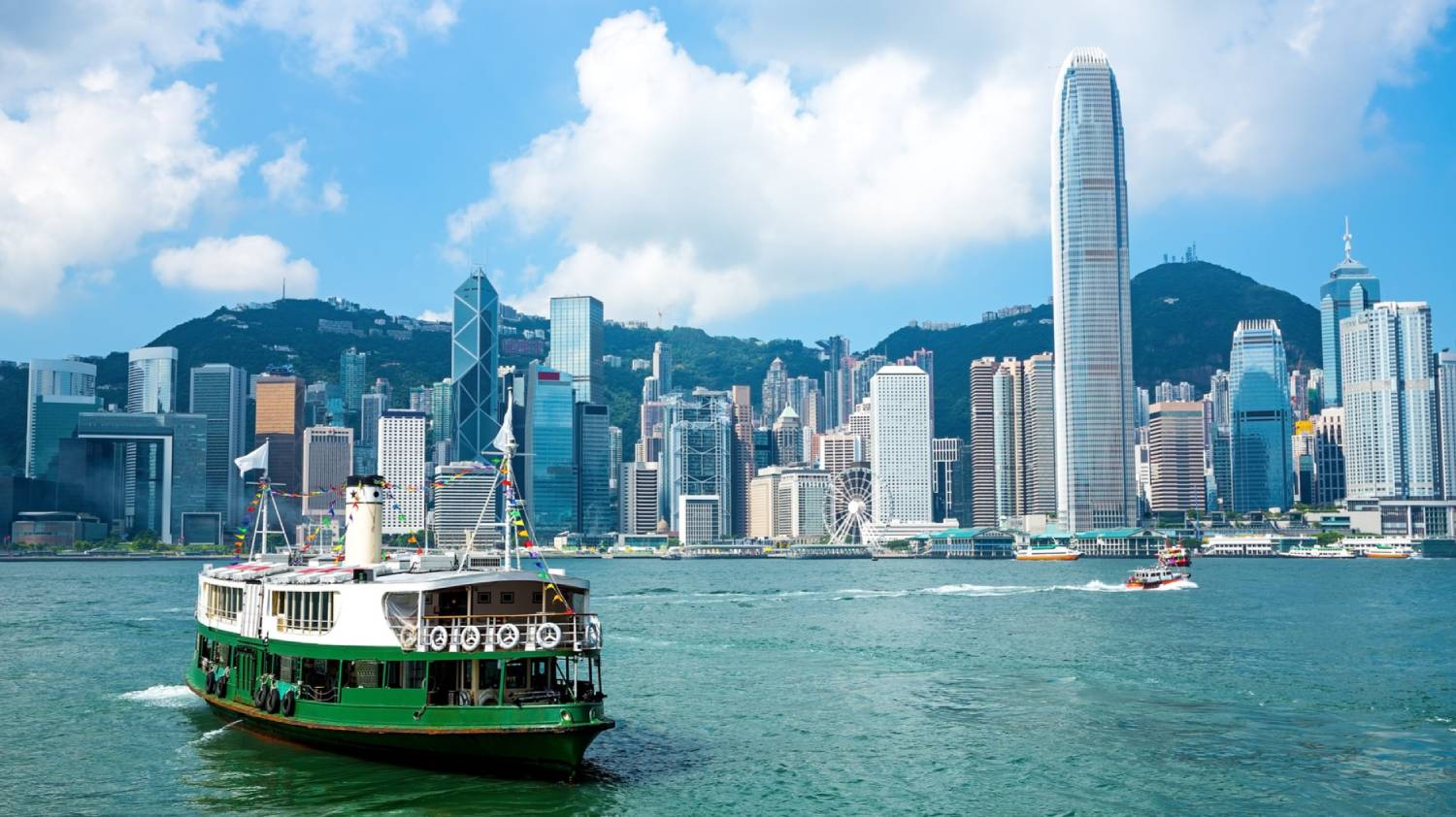 Star Ferry Pier - Things To Do In Hong Kong