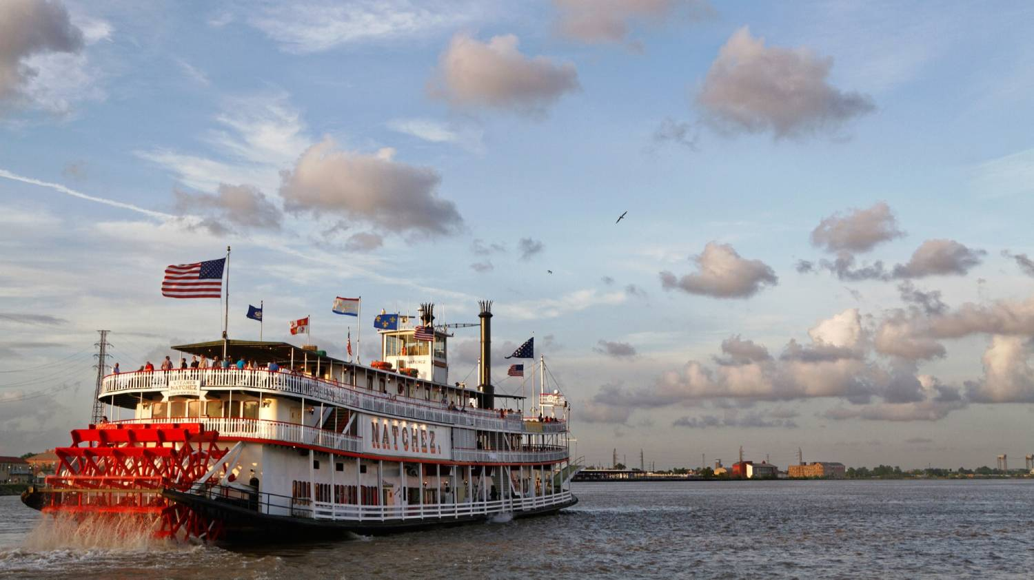 Steamboat Natchez - Things To Do In New Orleans