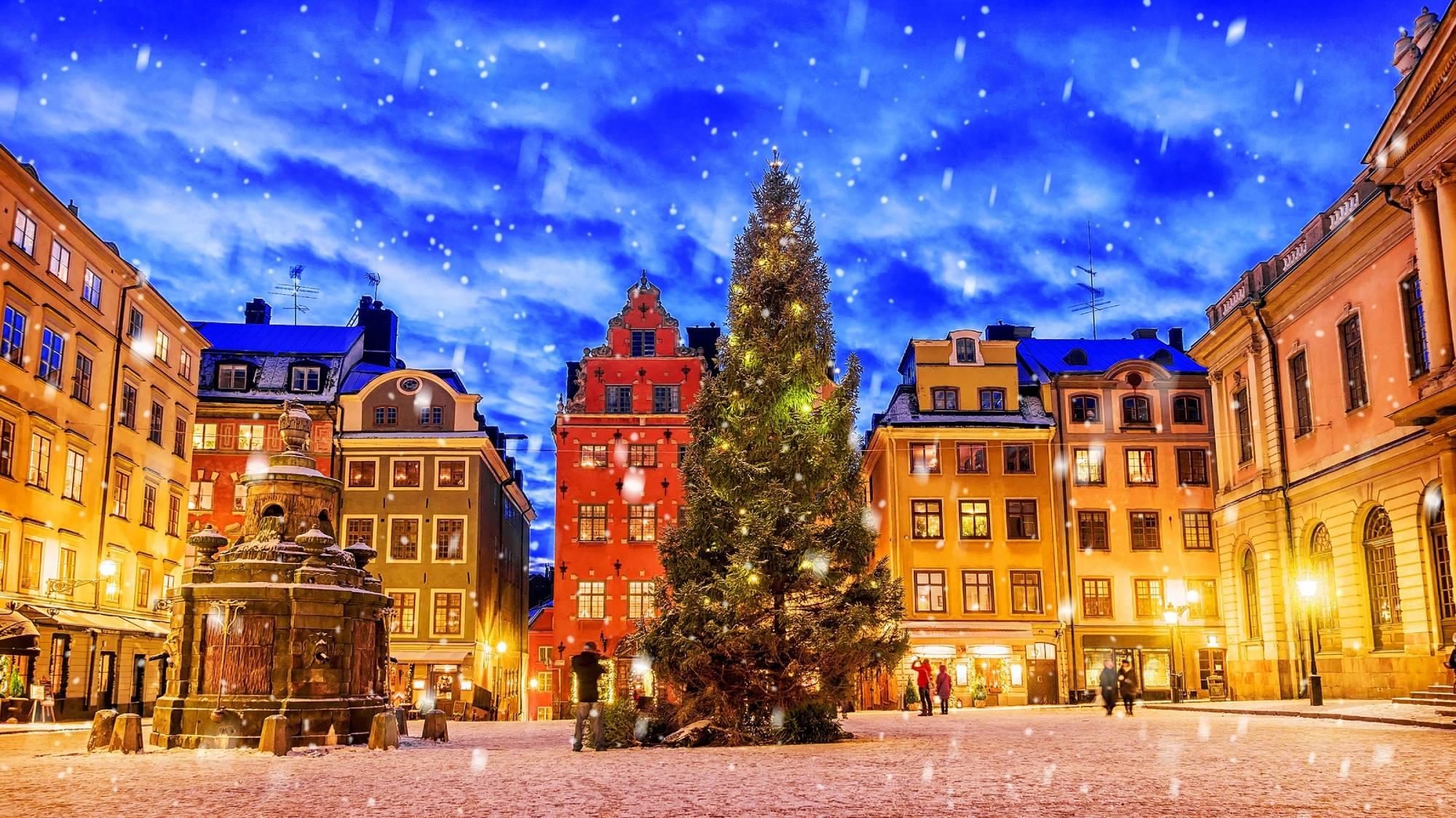 Stockholm - Travel Blog