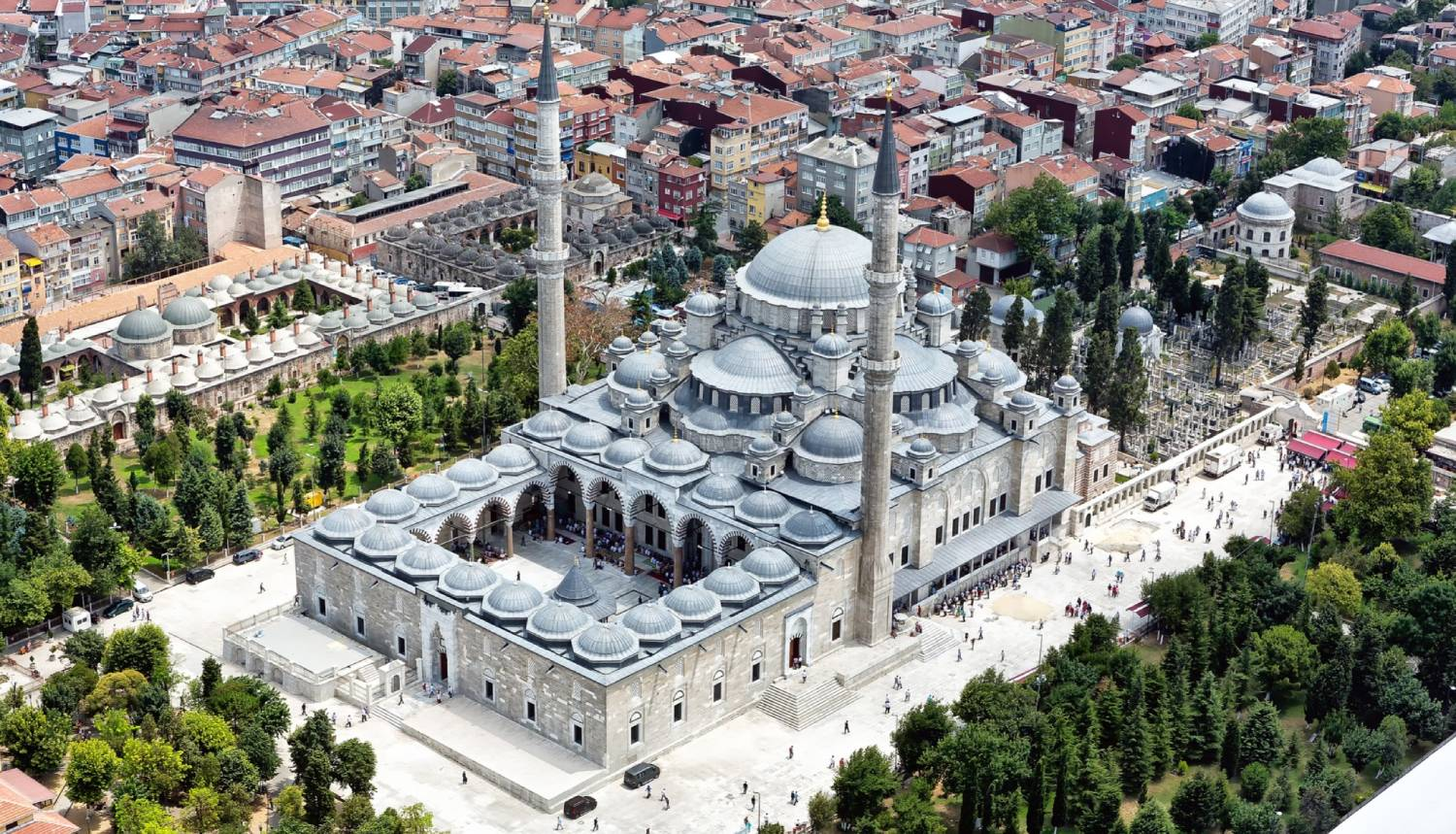 Suleymaniye Mosque - Things To Do In Istanbul
