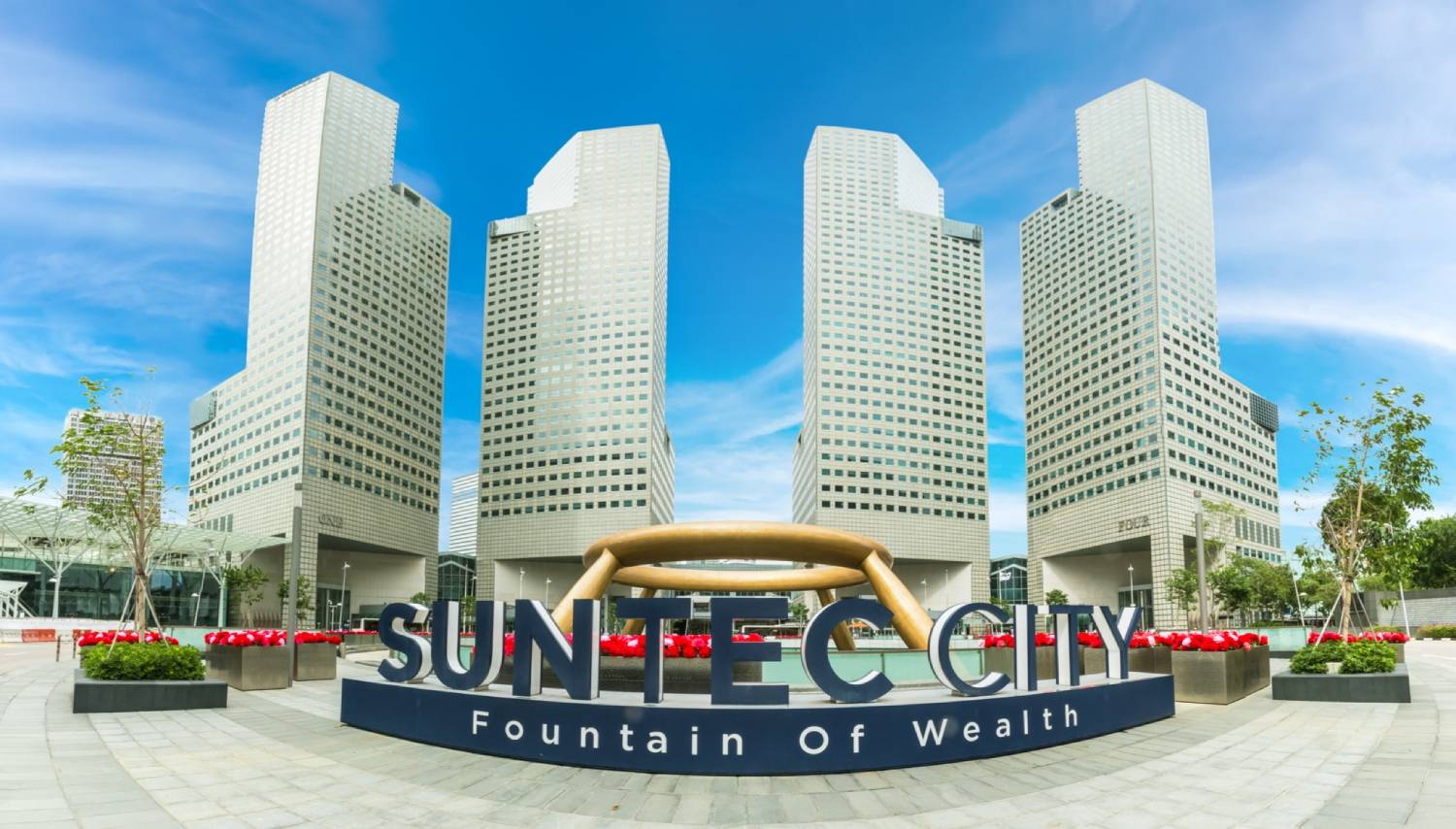 Suntec City Mall - Things To Do In Singapore