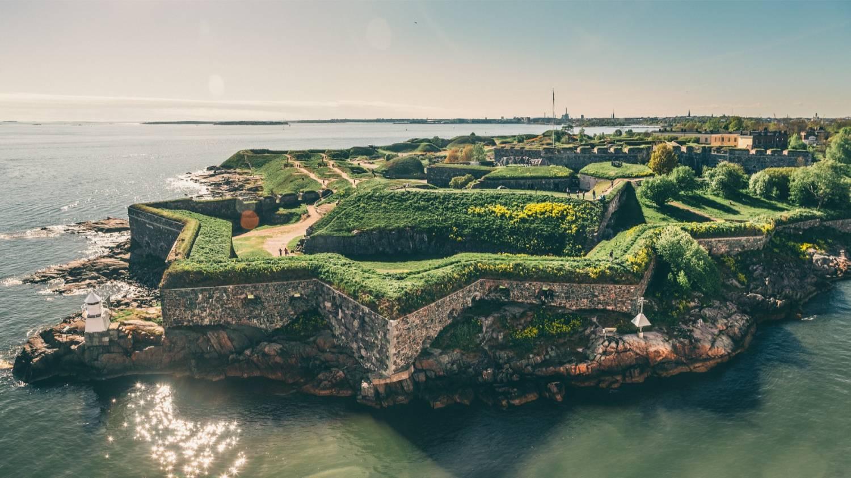 Suomenlinna Fortress - Things To Do In Helsinki