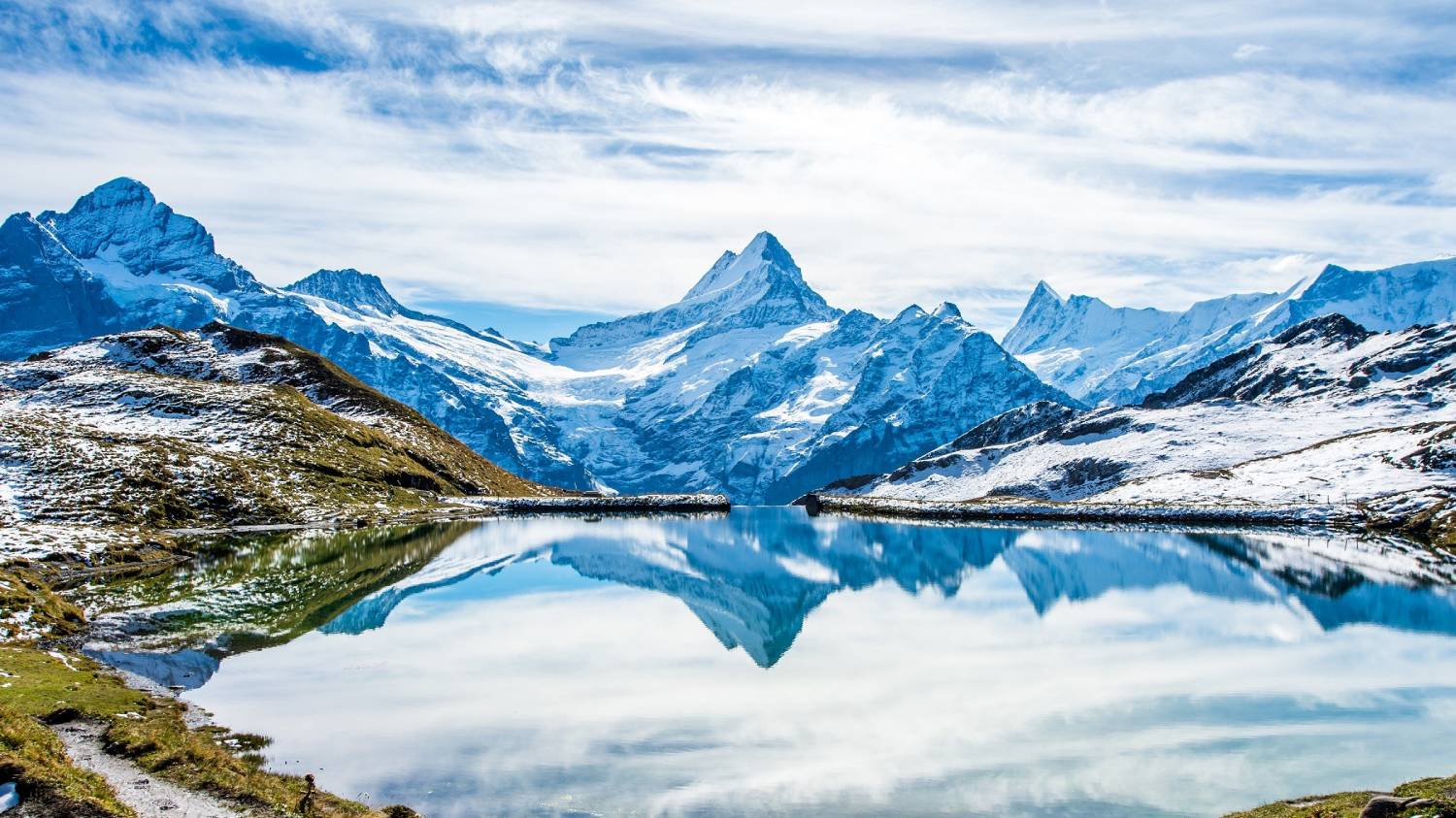 Swiss Alps - The Best Places To Visit In Switzerland