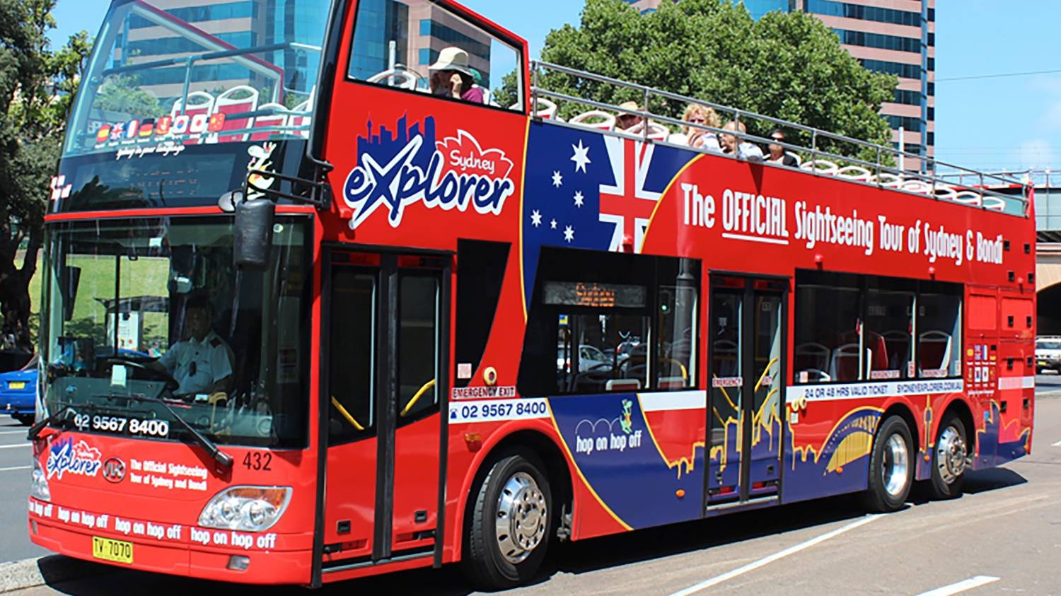 Sydney Hop-on Hop-off Bus Tour - Things To Do In Sydney