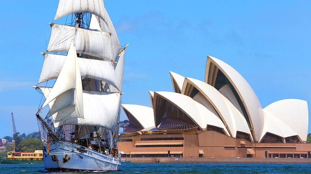 Sydney Tall Ships - Things To Do In Sydney