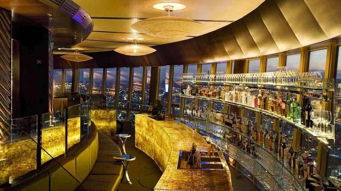 Sydney Tower 360 Bar and Dining - Things To Do In Sydney