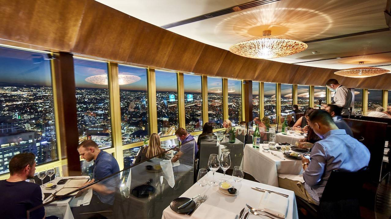 Sydney Tower Restaurant - Things To Do In Sydney