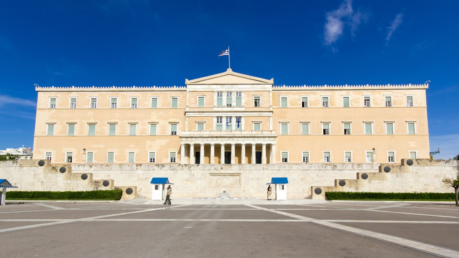 Syntagma Square - Things To Do In Athens