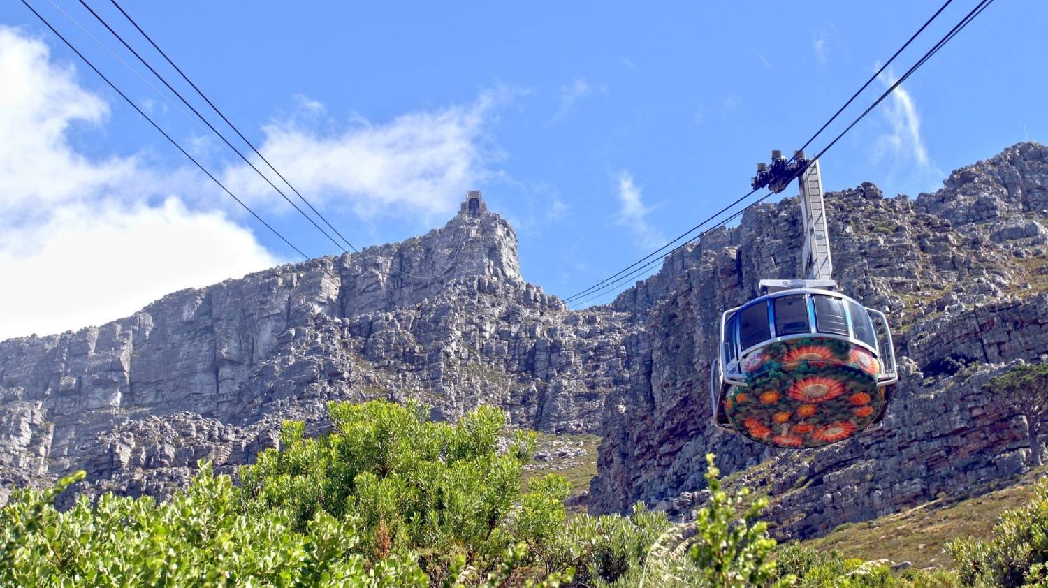Table Mountain and Cableway - Things To Do In Cape Town