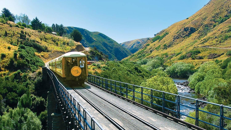Taieri Gorge Railway - Things To Do In Dunedin